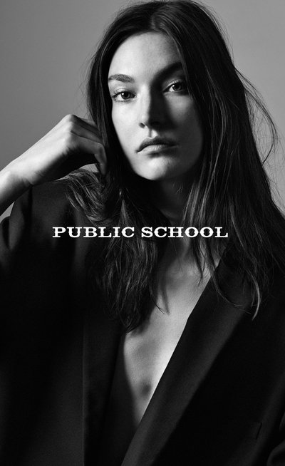 Jacquelyn Jablonski - Photo: Lachlan Bailey for Public School 2016