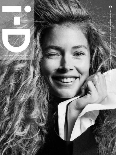 Doutzen Kroes - Ph: Inez and Vinoodh for i-D Spring 2018