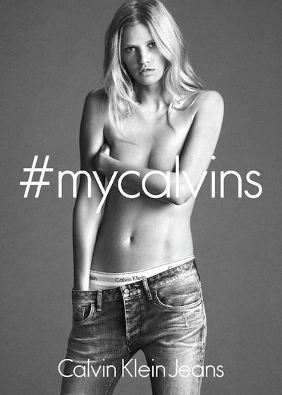 Lara Stone - Photo: Mert & Marcus for Calvin Klein Underwear 2014
