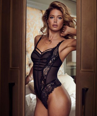 Doutzen Kroes - Ph: for Hunkemuller Doutzen Collection 2018