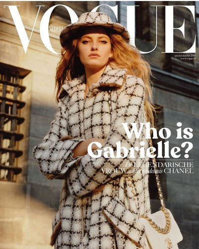 Felice Nova Noordhoff - Ph: Julia Marino for Vogue Netherlands October 2019