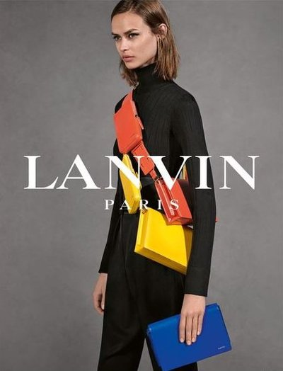 Birgit Kos - Ph: Collier Schorr for Lanvin F/W 18