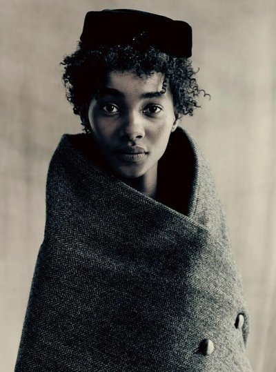 Tami Williams - Ph: Paolo Roversi for Dior Images: Paolo Roversi, 2018